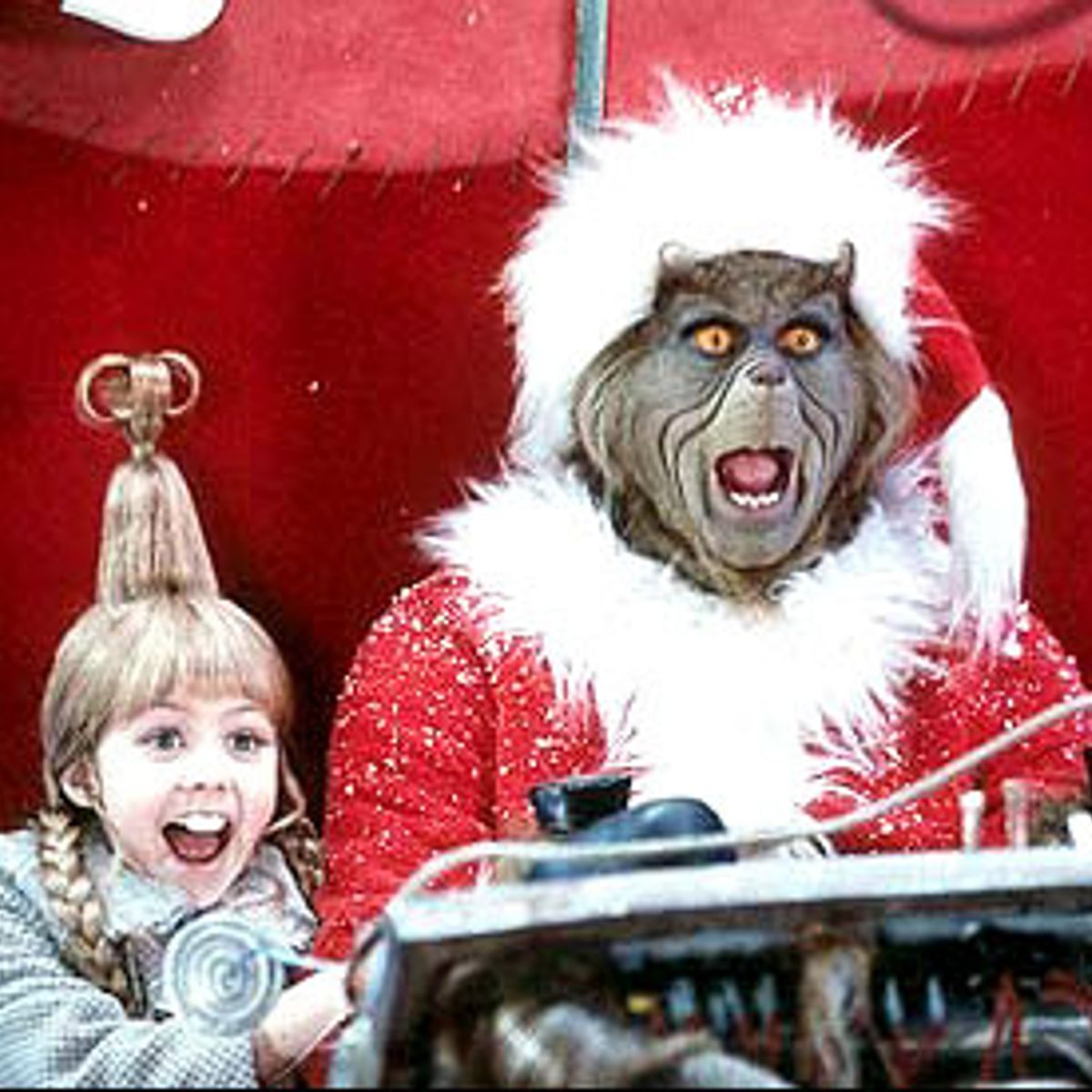 How The Grinch Stole Christmas 2000 Whos.Dr Seuss How The Grinch Stole Christmas Salon Com