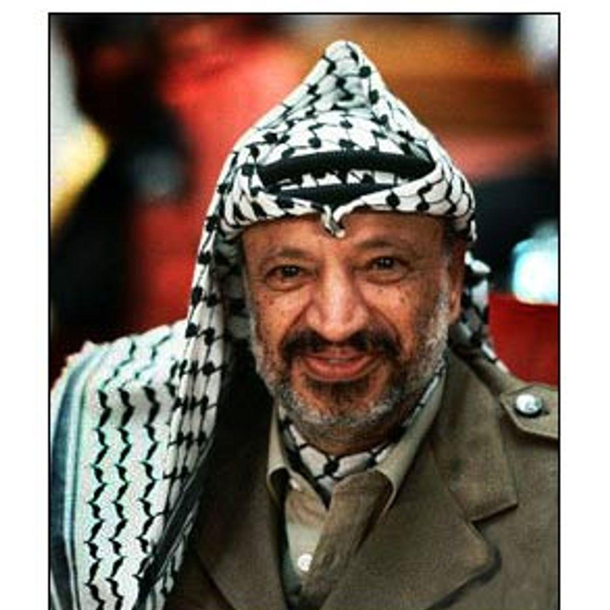 sfumature di aliexpress selezione premium Where's Arafat? | Salon.com