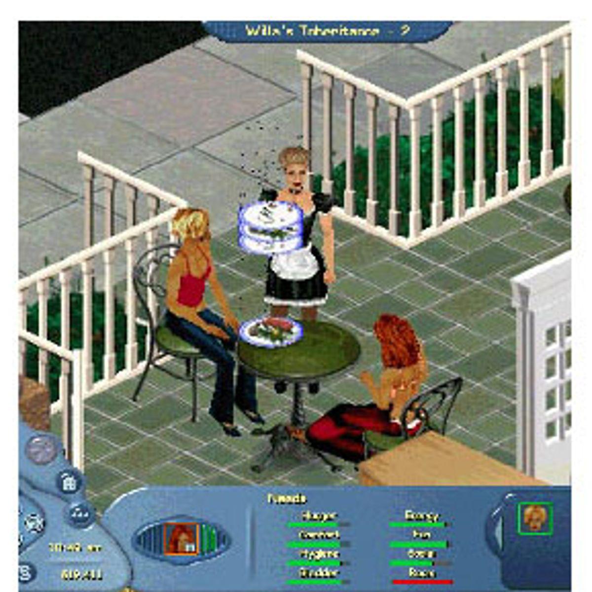 "Free Online Sex Sim raking muck in ""the sims online"" | salon"