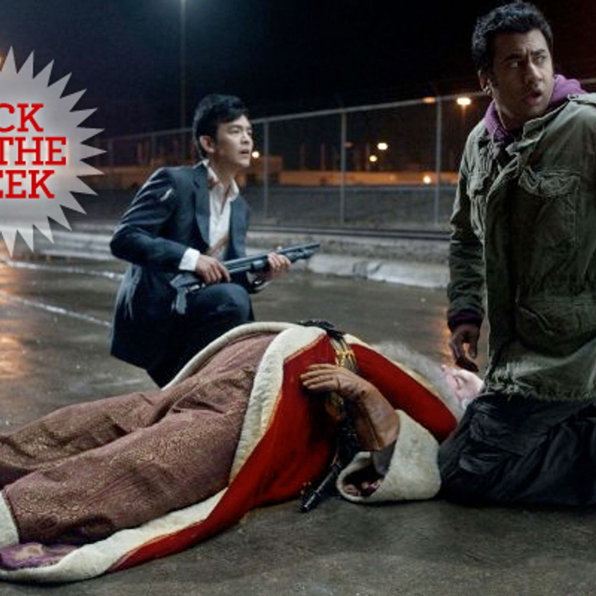 "Harold And Kumar Escape From Guantanamo Bay Full Movie Free pick of the week: ""a very harold & kumar 3d christmas"