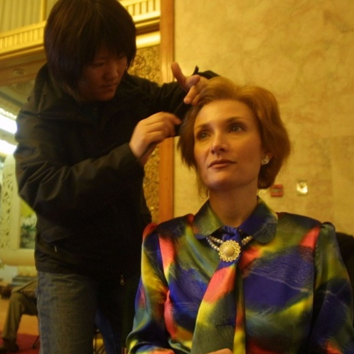 Playing Margaret Thatcher In China Salon Com