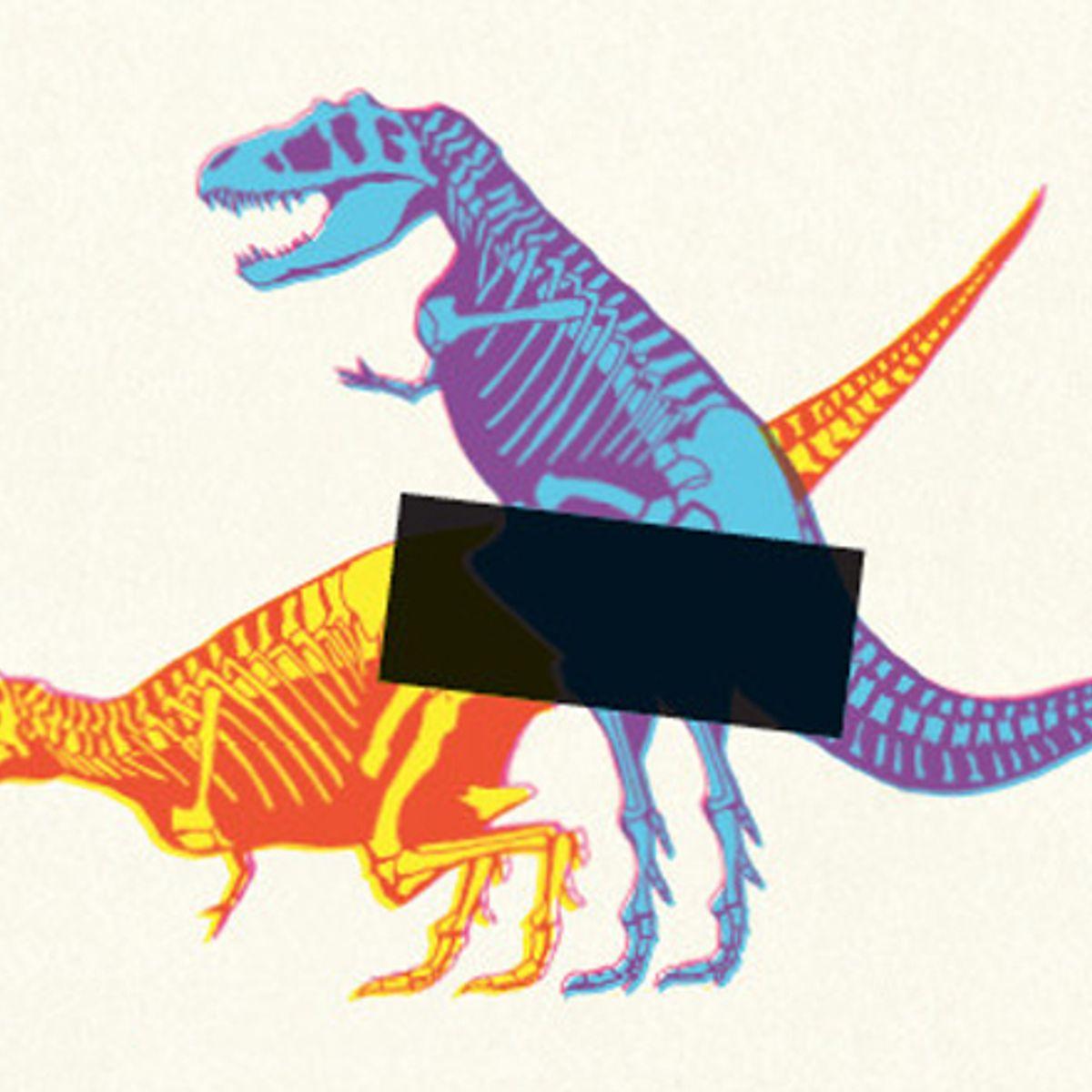 Animal Insemination Porn secrets of t-rex sex! | salon