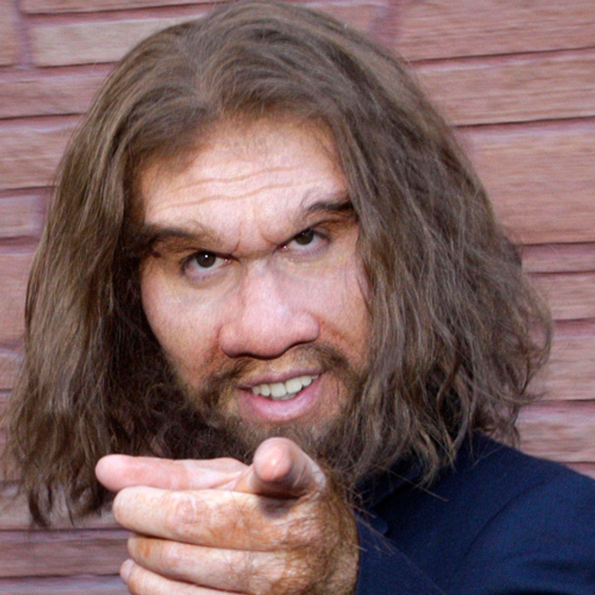 Burning question: Did cavemen get athlete's foot? | Salon.com
