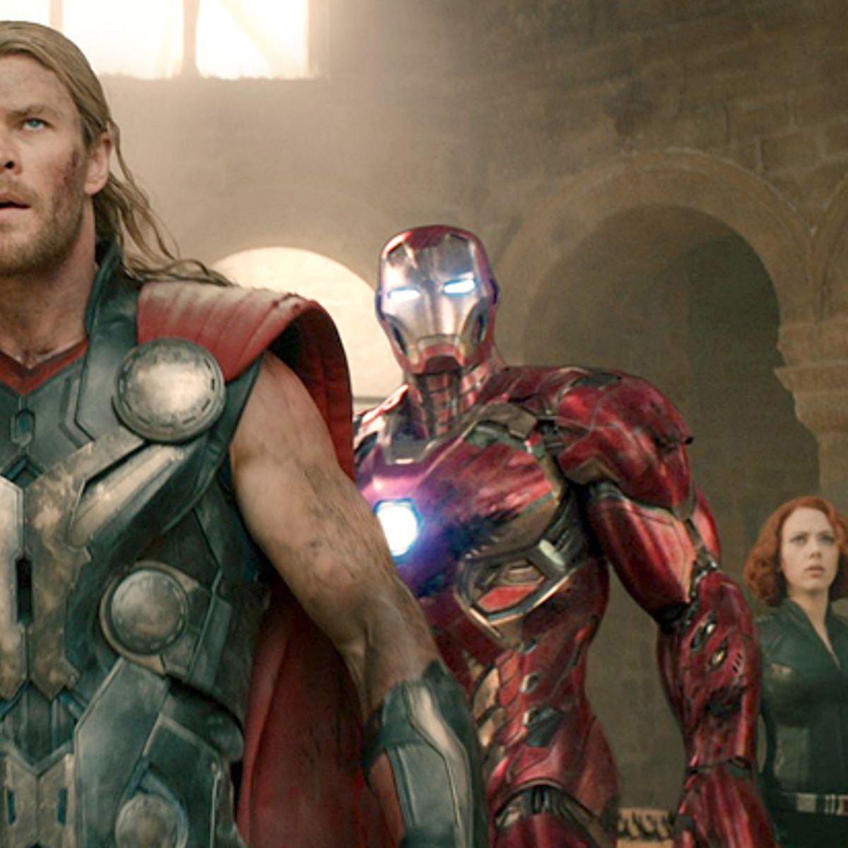 "Joss Whedon's doomed struggle: ""Avengers: Age of Ultron"" and superhero cinema's decadent phase"