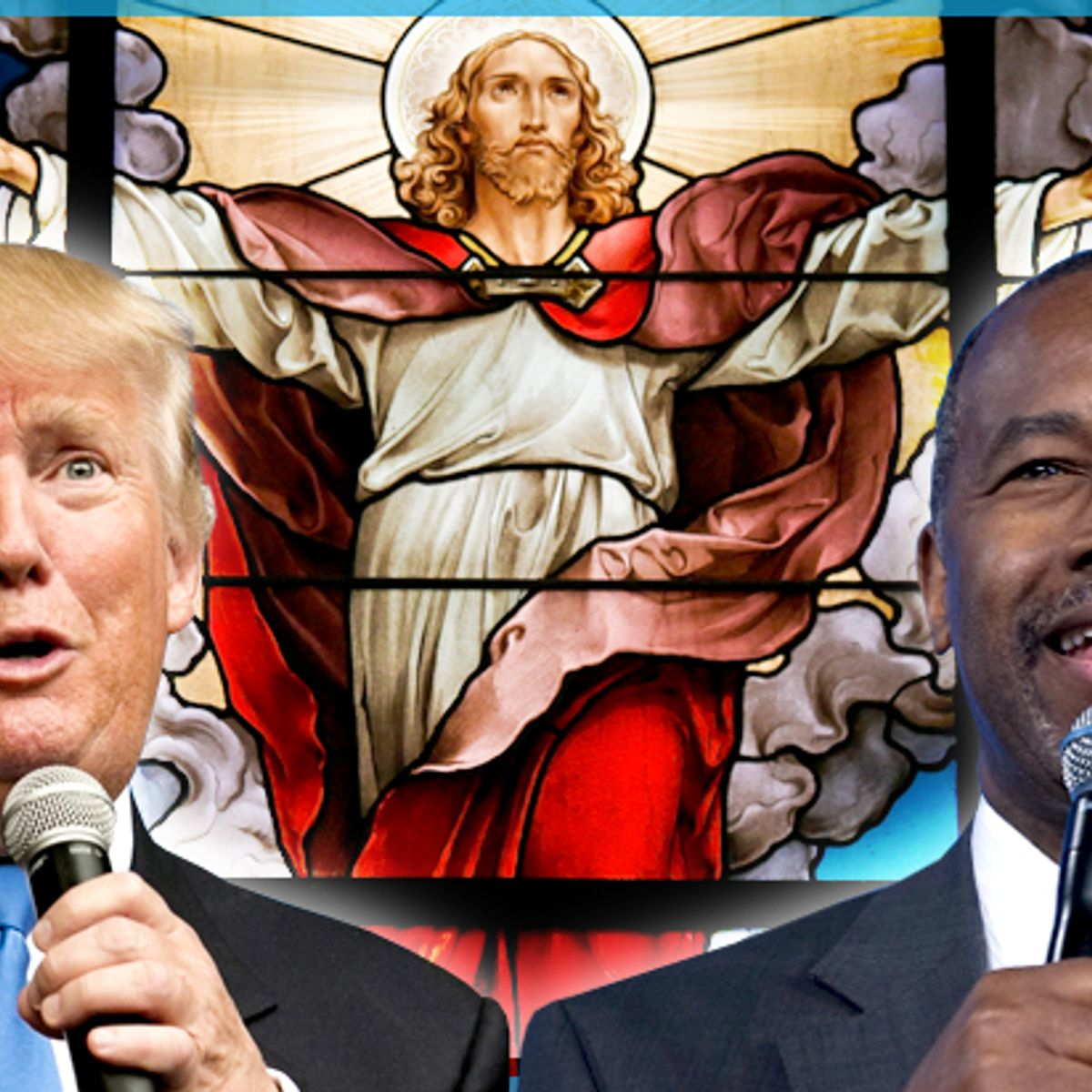Spare us the religious babble: In Paris and the GOP, the faith-deranged are who we need to be saved from