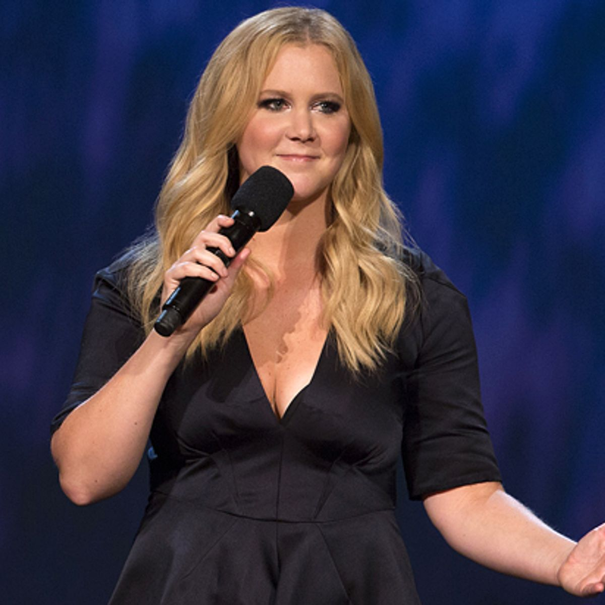 "Amy Schumer Sex Video amy schumer fires back at new joke-theft accusations: ""i"