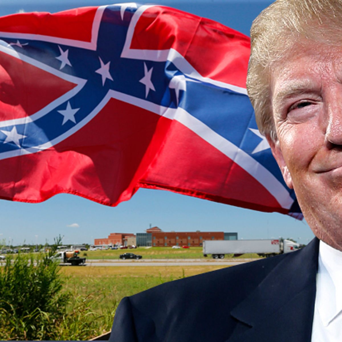Donald Trump is breaking the white supremacist internet: Stormfront forced to upgrade servers to deal with Trump traffic surge
