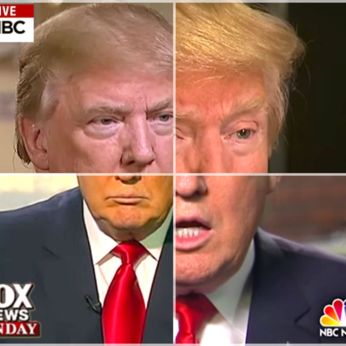 It's even worse than Fox News: The sick collusion between Donald Trump and our democracy-destroying media