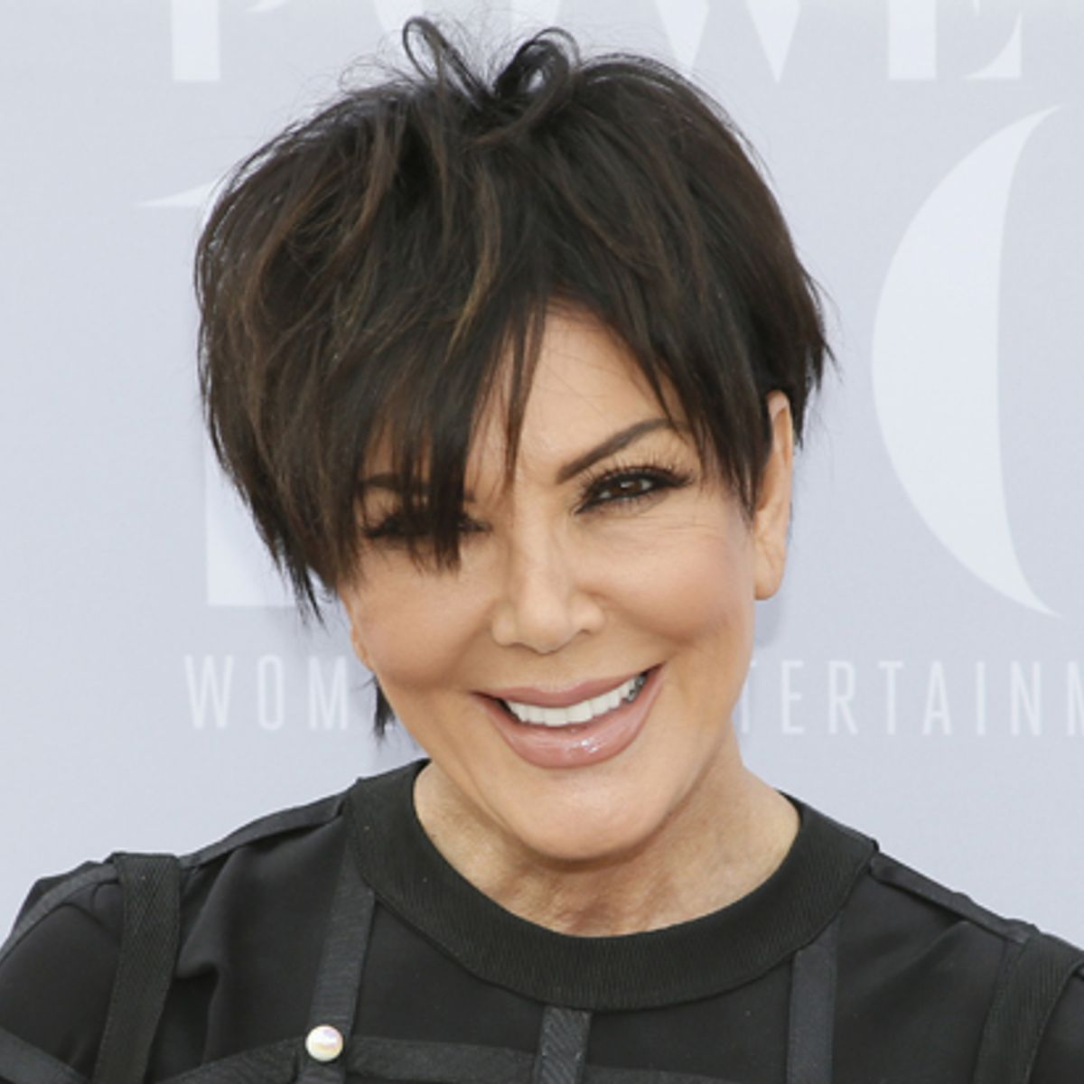 Amazing Kris Jenner Mother Of The Year 13 Year Old Khloes Traumatizing Natural Hairstyles Runnerswayorg
