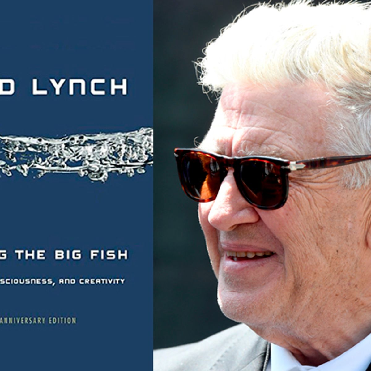"David Lynch in conversation: ""It's ignorance that keeps us in that boat of suffering"""
