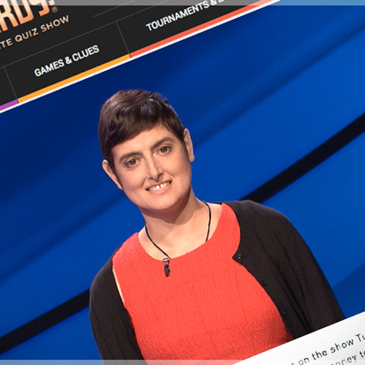 Terminal Jeopardy Winner Cindy Stowell Is The Inspiration America Needs In 2016 Salon Com