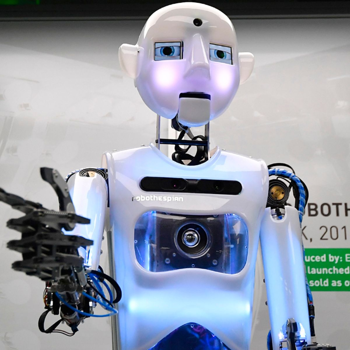 Artificial intelligence isn't very intelligent and won't be any time soon