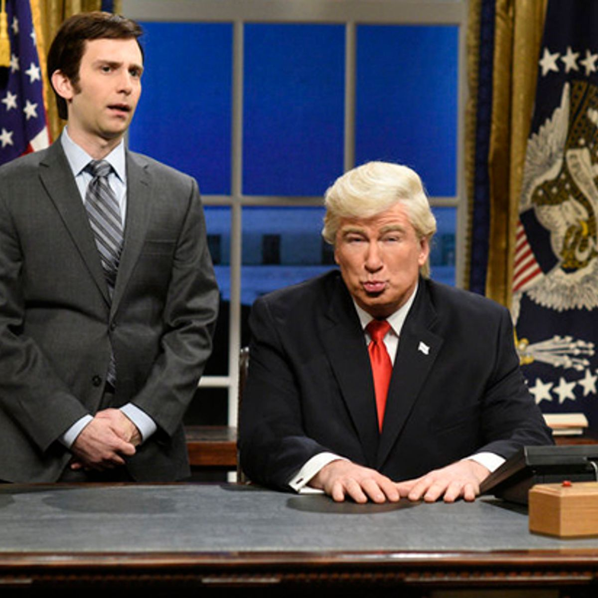 Saturday Night Live Has A Political Satire Problem Our Reality
