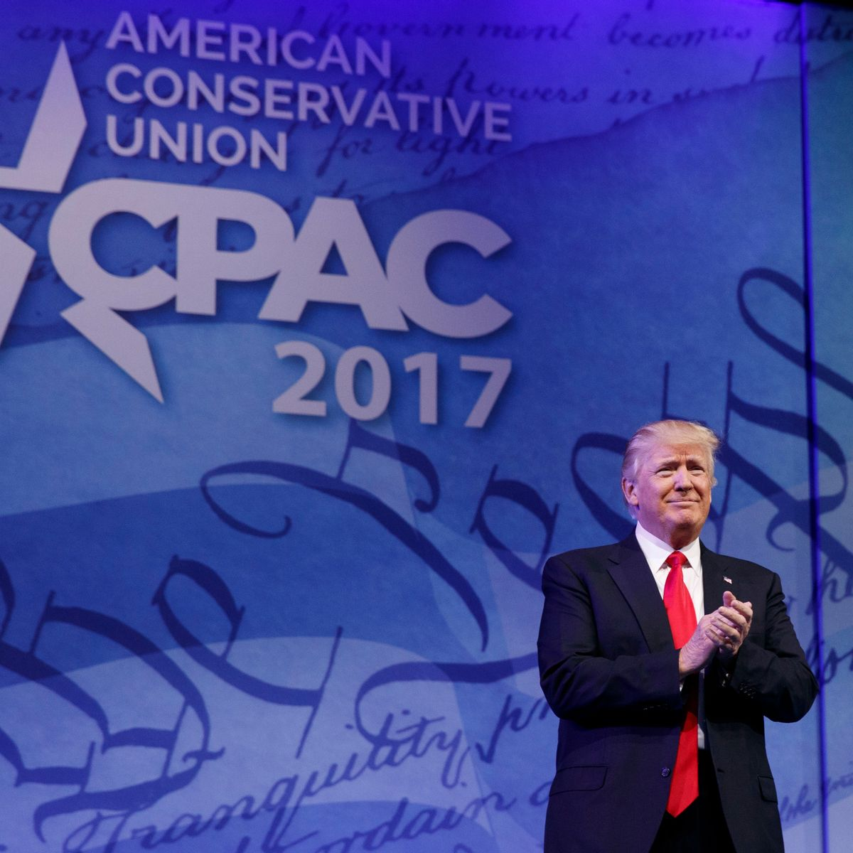 Trump's stale CPAC ramble: Another airing of old grievances — that left the right-wing audience in rapture