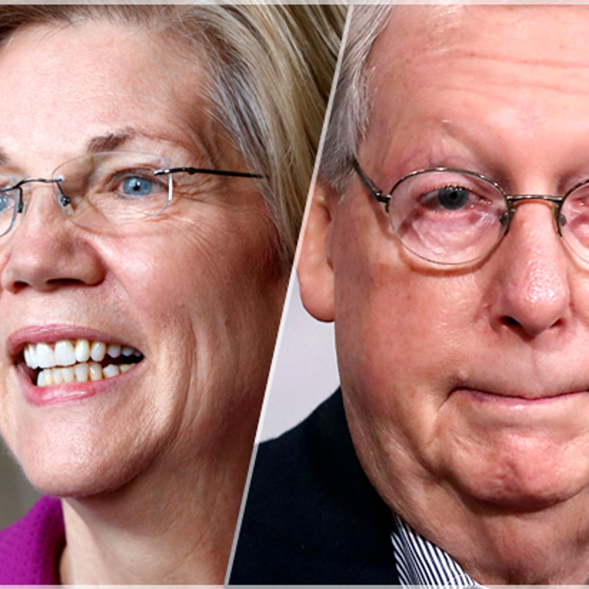 The GOP's new war on women: Mitch McConnell, Elizabeth Warren and the newly empowered sexism of the right