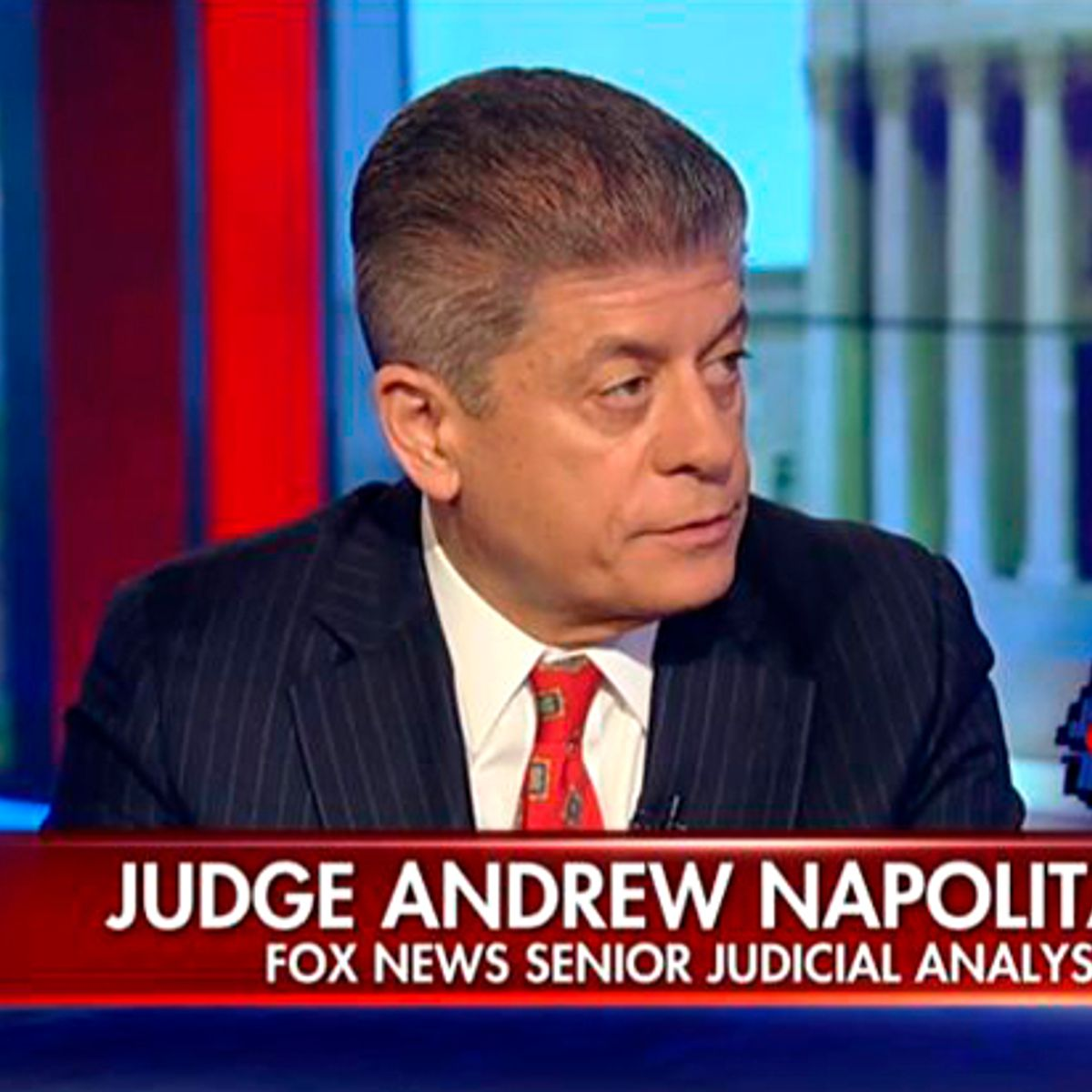 Fox News' Andrew Napolitano says Bill Barr may have committed ...