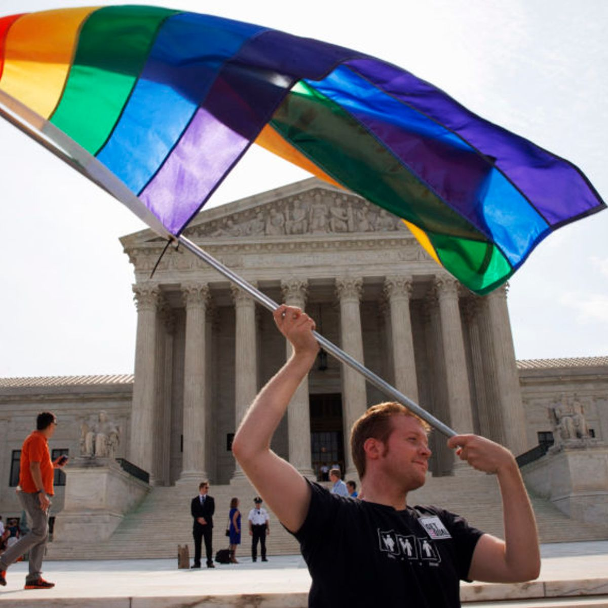 Does the Civil Rights Act protect LGBT workers? The Supreme Court is about to decide