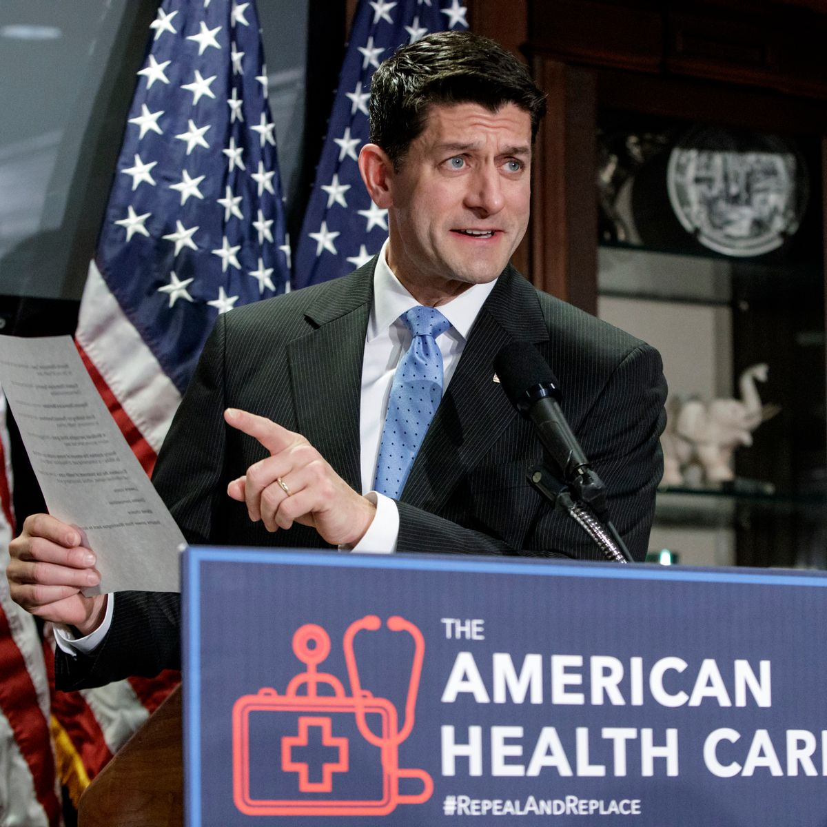 Has the Trump budget blown Republican's cover?
