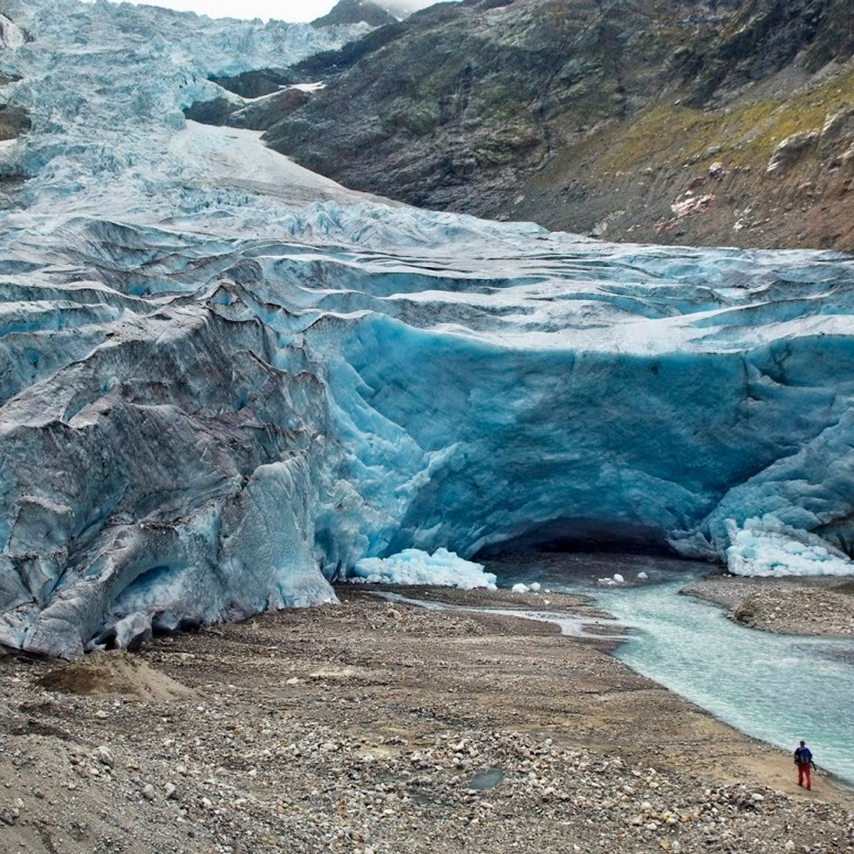 Andrea Thompson Hot glacier national park is losing its glaciers | salon