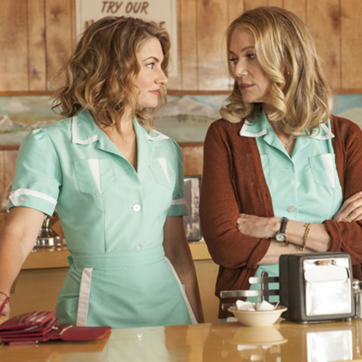 """Amick Madchen Nude coffee, pie and nudity: """"twin peaks"""" comes to life in new"""
