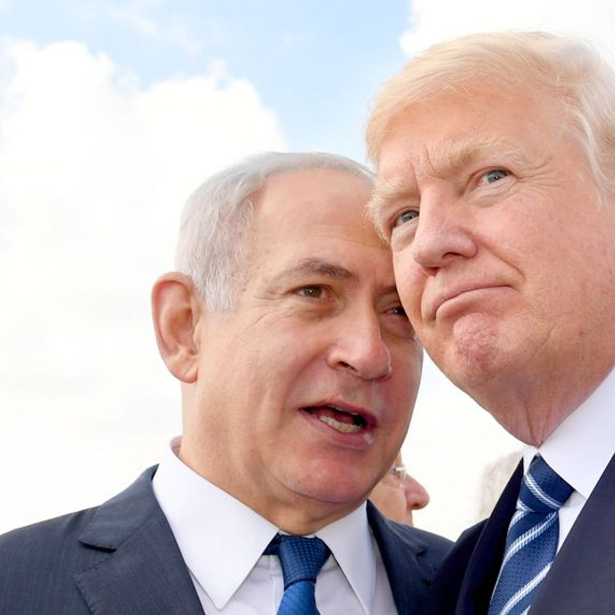 "Netanyahu to join Trump next week to announce ""deal of the century"" peace deal for the Middle East"
