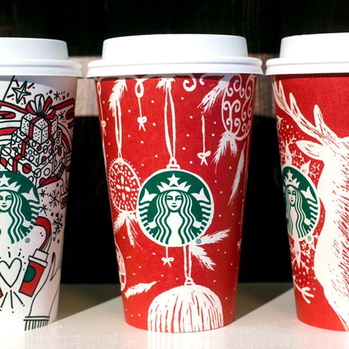 War On Christmas 2017 Fox News Asks If Starbucks Holiday