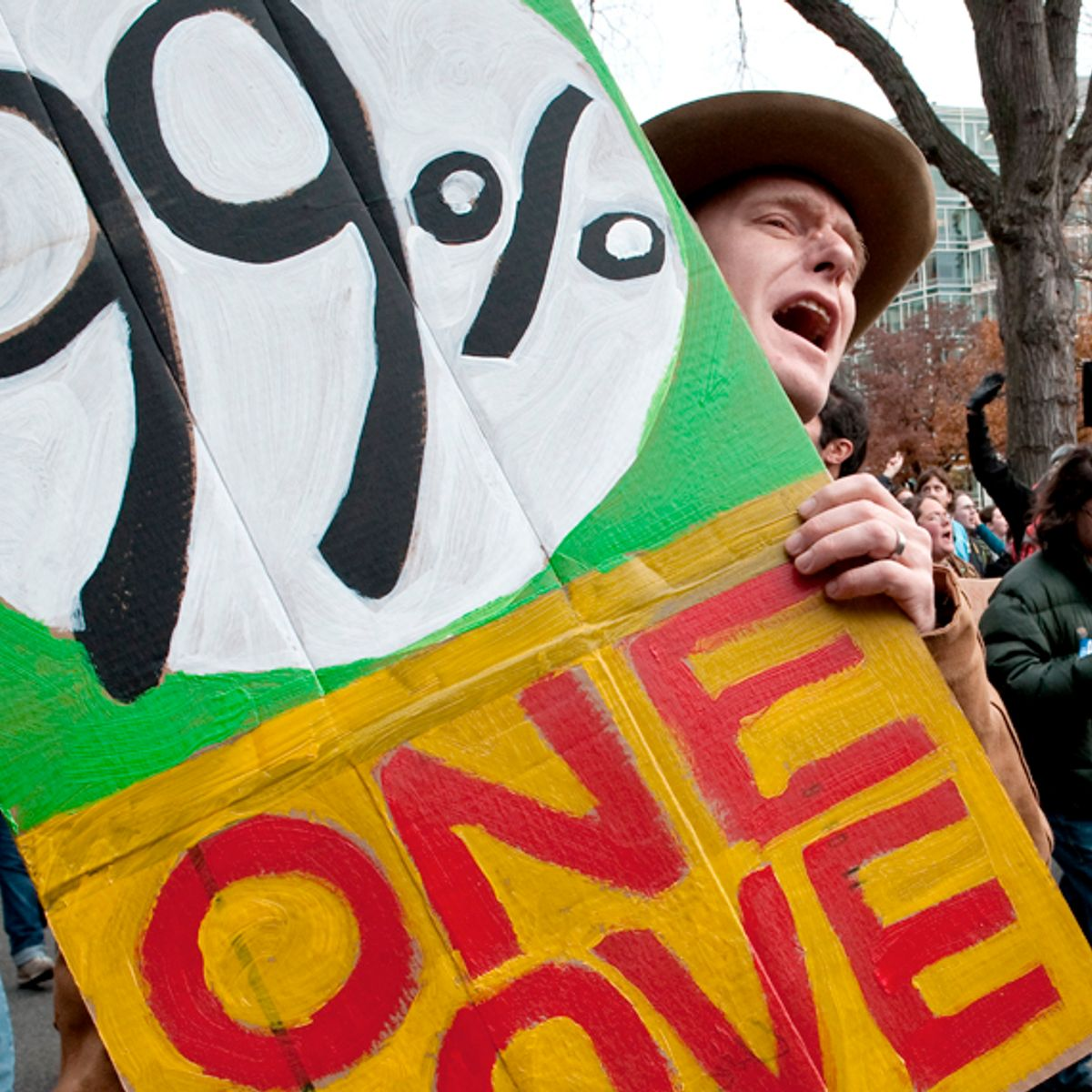 Even a wealth tax isn't enough: It's time for an income tax based on economic inequality