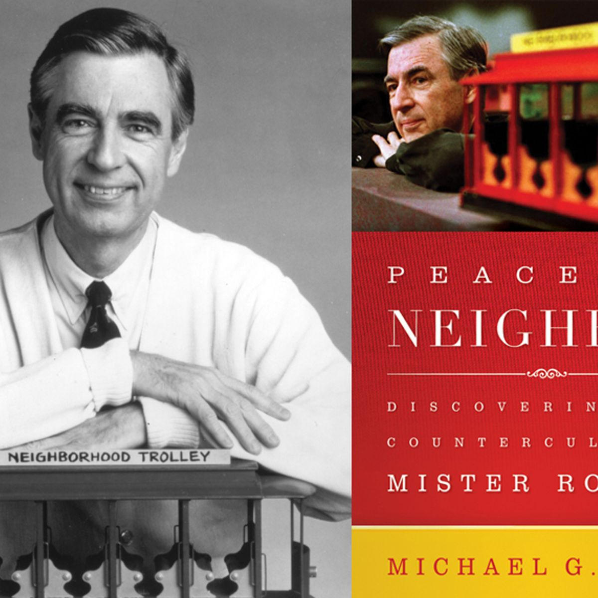 Mister Rogers And Mr Trump Can The Neighborhood Of Make Believe Help Us Through This Salon Com