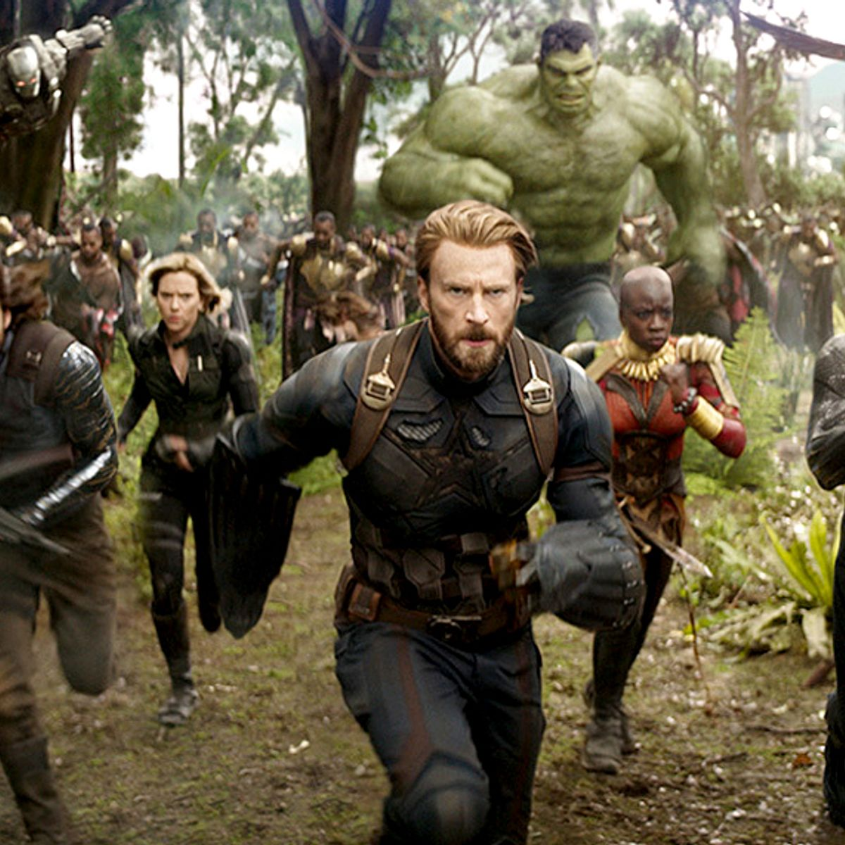 The Marvel Cinematic Universe dominated the decade – here are all 23 films, ranked