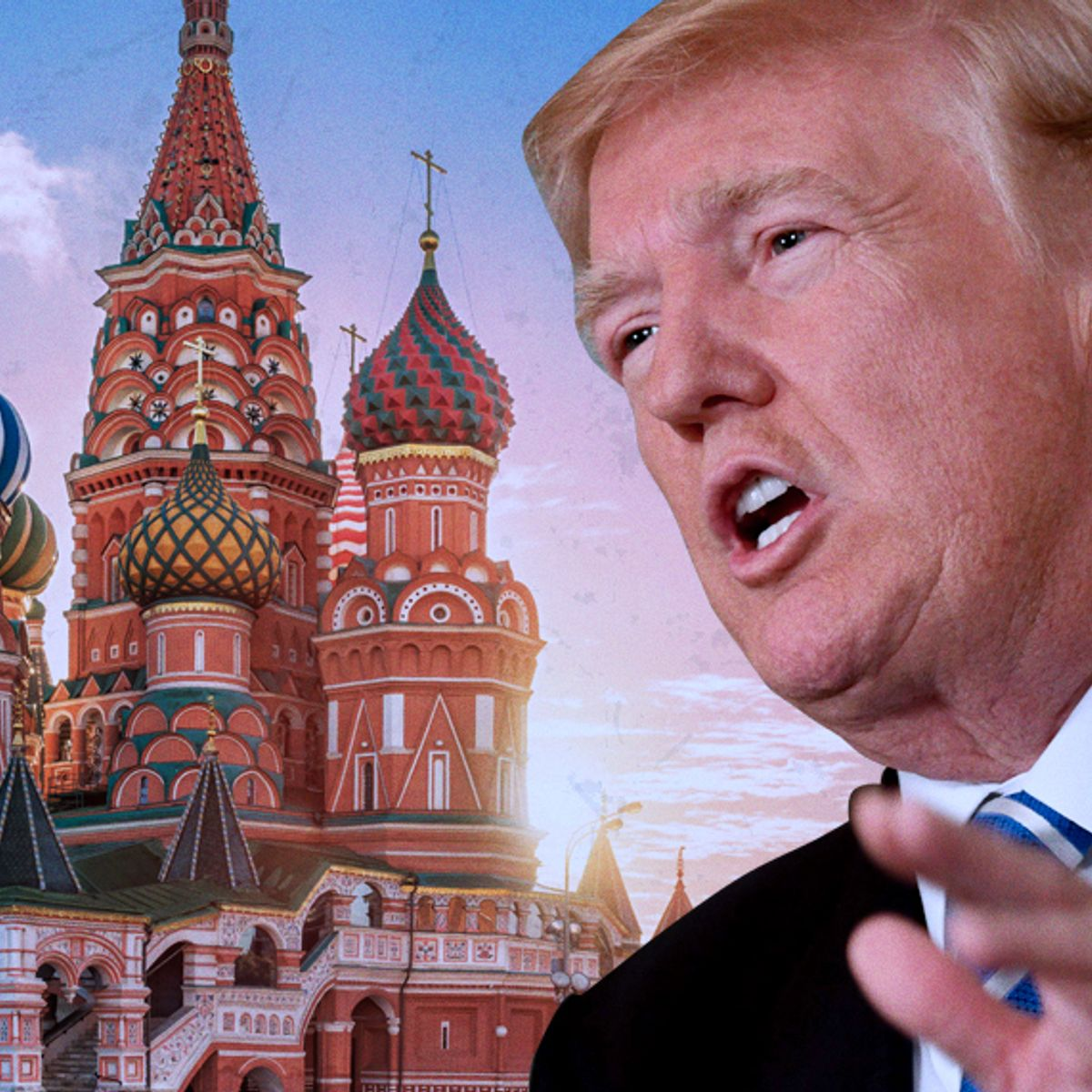 """Alleged """"pee tape"""" incident wasn't the only Trump """"sex party"""" in Russia probed by Steele: report"""