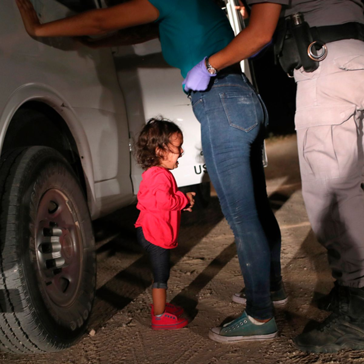 how many children have been separated from their parents at the border