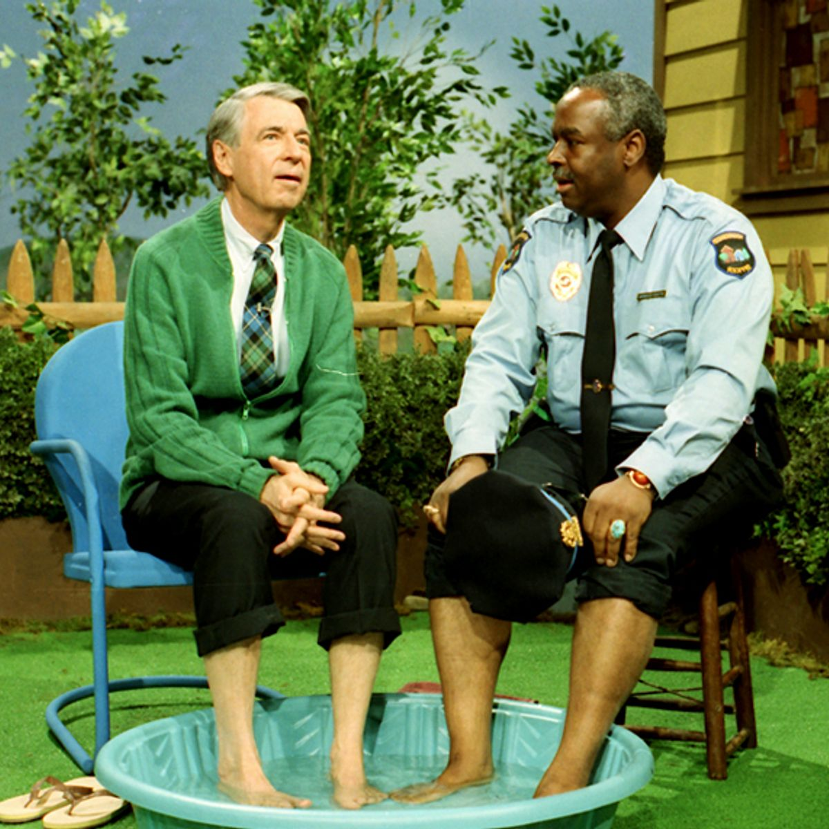 Mister Rogers Was Actually A Badass New Film Won T You Be My Neighbor Shows His Tough Side Salon Com