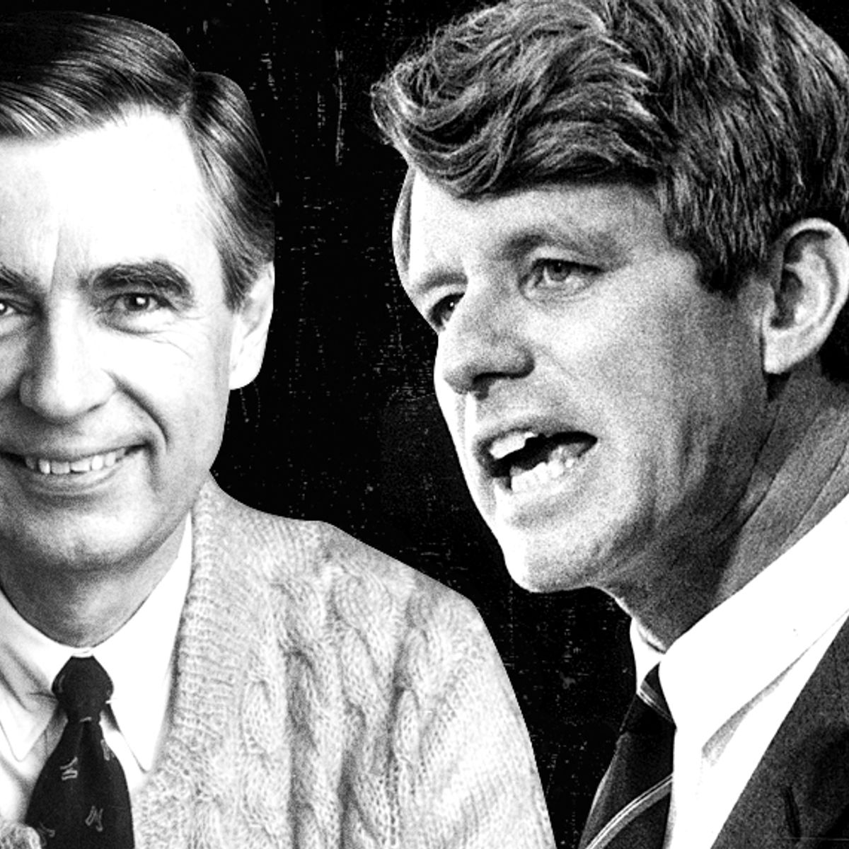 Robert F Kennedy And Mister Rogers Two Icons Of Masculine Empathy Sorely Missed Today Salon Com
