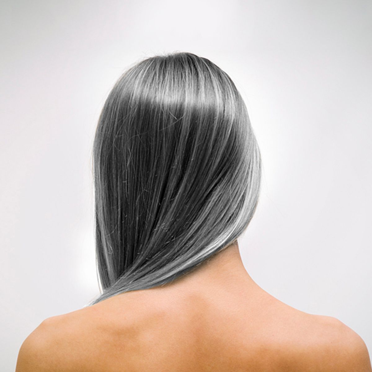 When Women Stop Coloring Their Gray Hair I Felt Naked I