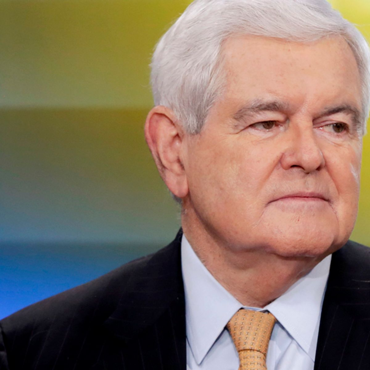 "Gingrich admits many of Trump's wounds are self-inflicted when filling in for Behar on ""The View"""