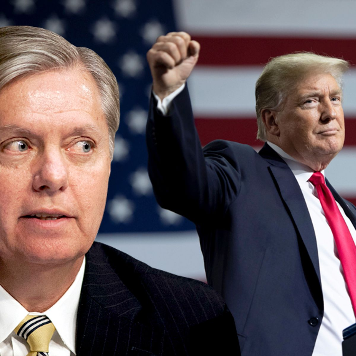 "Lindsey Graham doubles down on defense of Trump's lynching comparison: ""It's just not racial"""