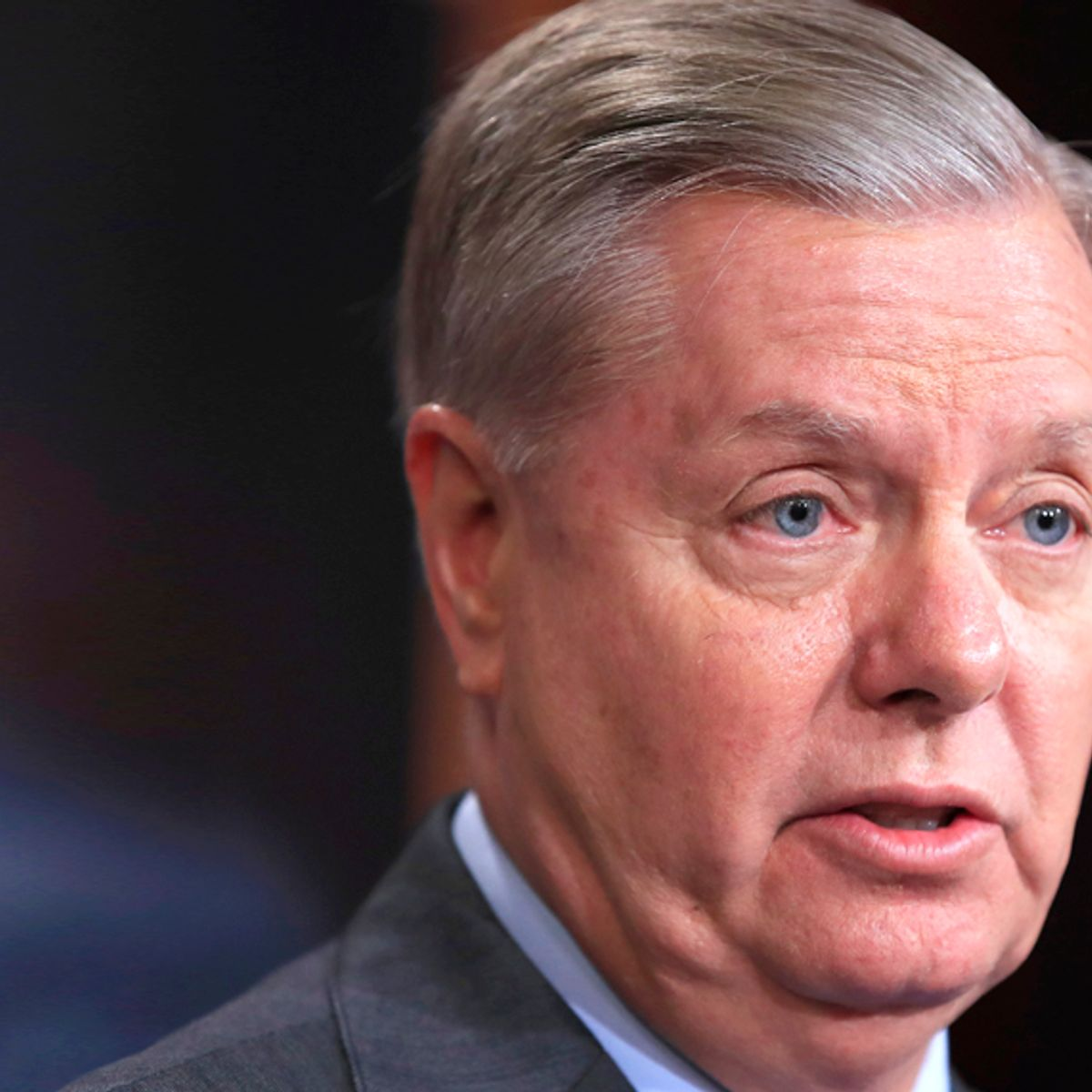 "Lindsey Graham exposed as ""the most shameless man in American politics"": ""No lie that he won't tell"""