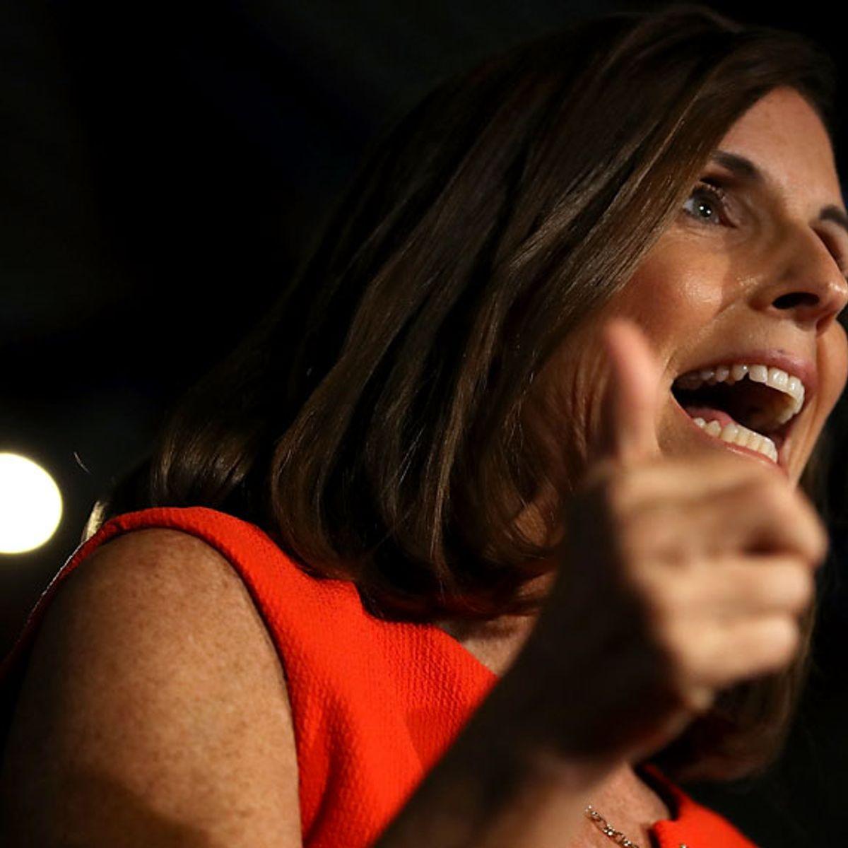 "Arizona paper likens GOP's Martha McSally to a ""third grader"" after she calls a CNN staffer a ""hack"""