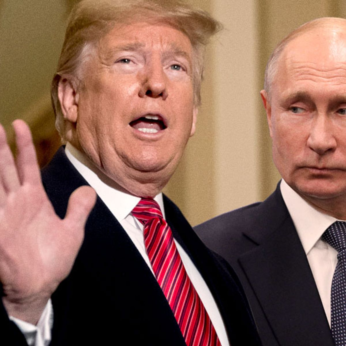 Was Trump's Syria pullout just an impulsive decision — or another favor for Putin?