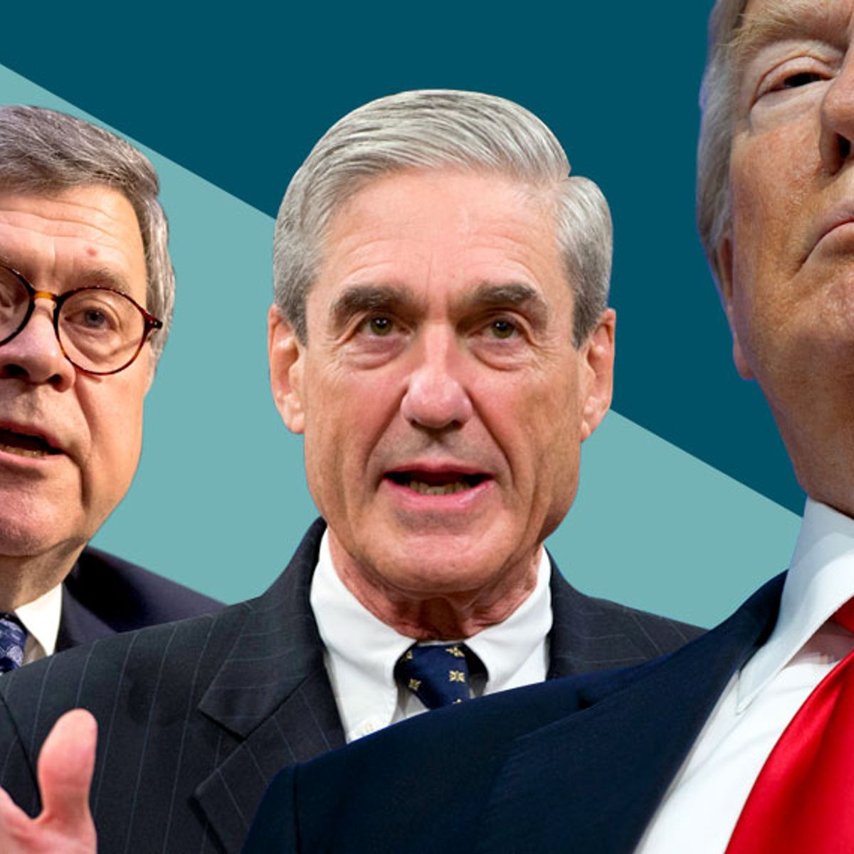 Mueller doesn't agree with Barr's assessment that Trump is exonerated: Report