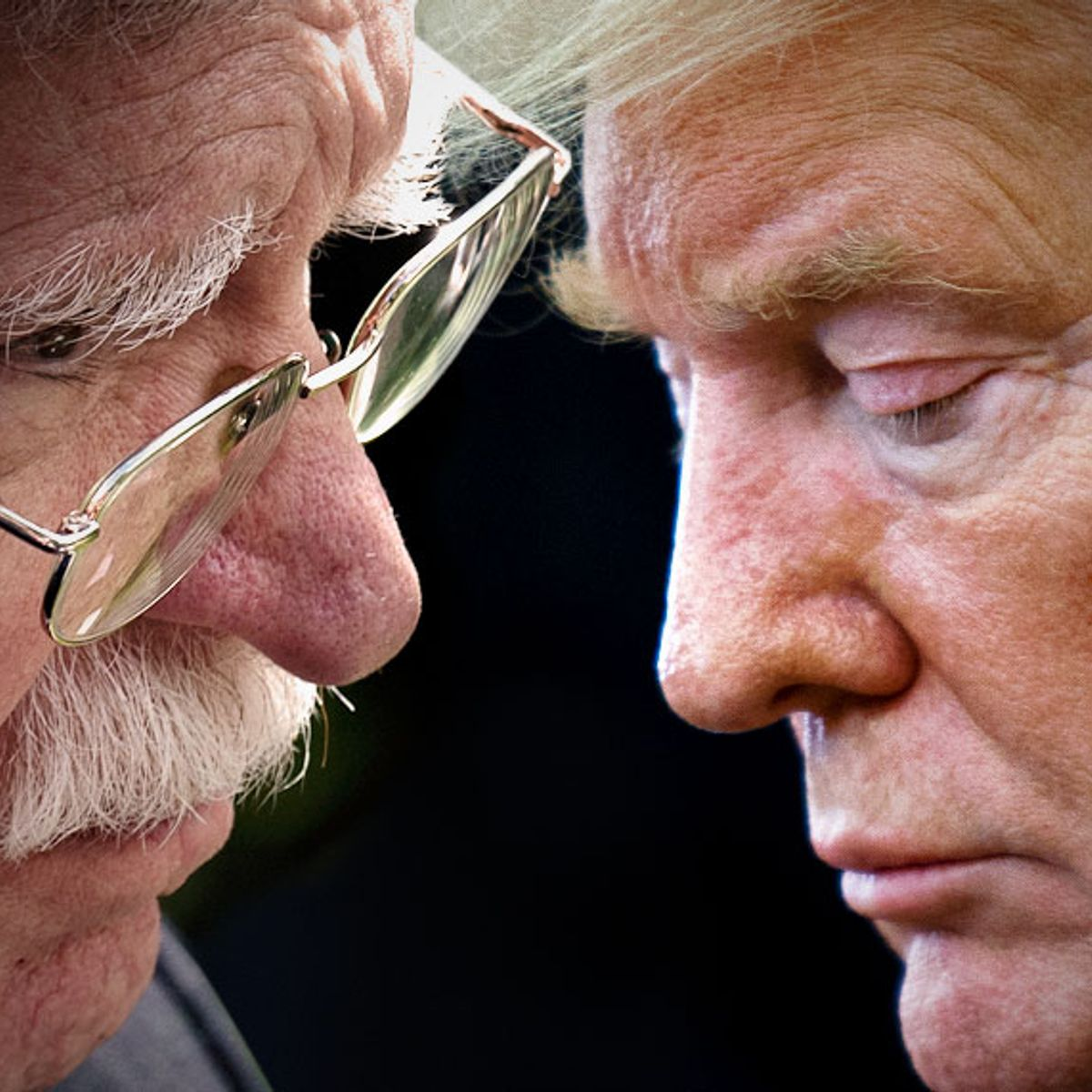 President Trump suspects that John Bolton is the culprit behind a flood of leaks against him: report