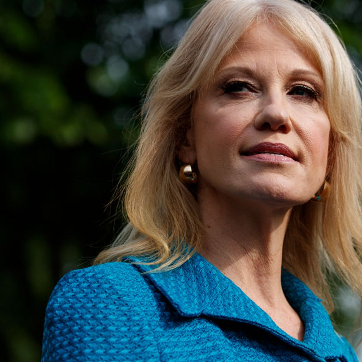 "Kellyanne Conway accused of ""50 violations of the Hatch Act on Twitter alone"" this year"