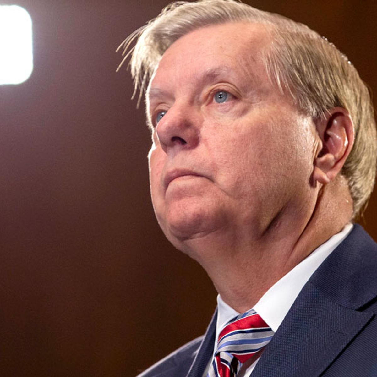 """Graham tells Hannity he'll introduce a resolution condemning """"unconstitutional"""" impeachment inquiry"""