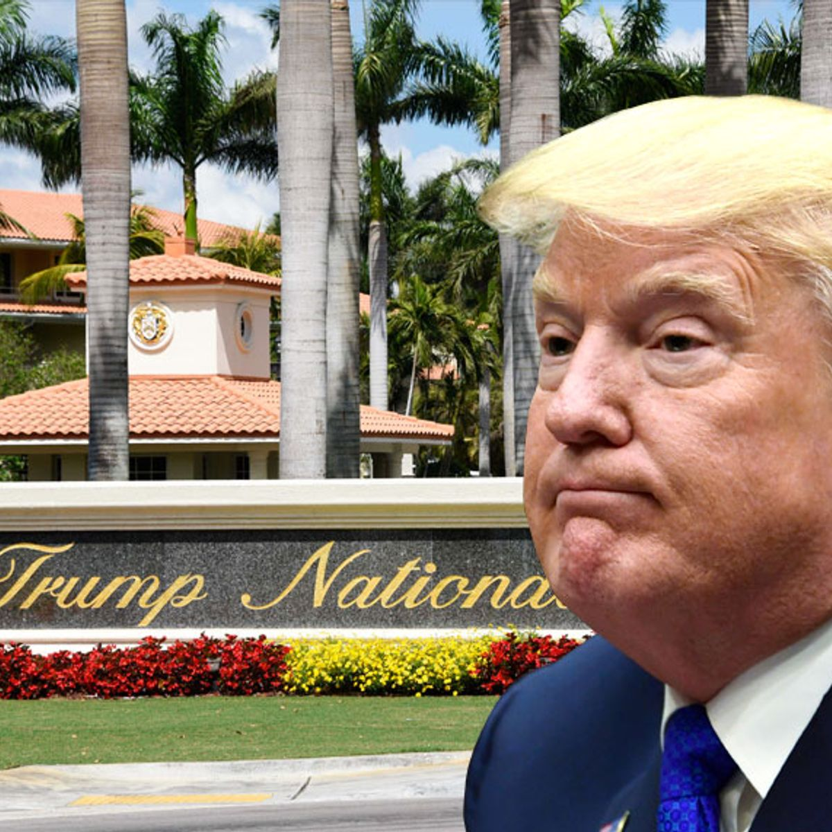 Trump decided not to host that G7 summit at Doral after Republicans objected to the idea: reports
