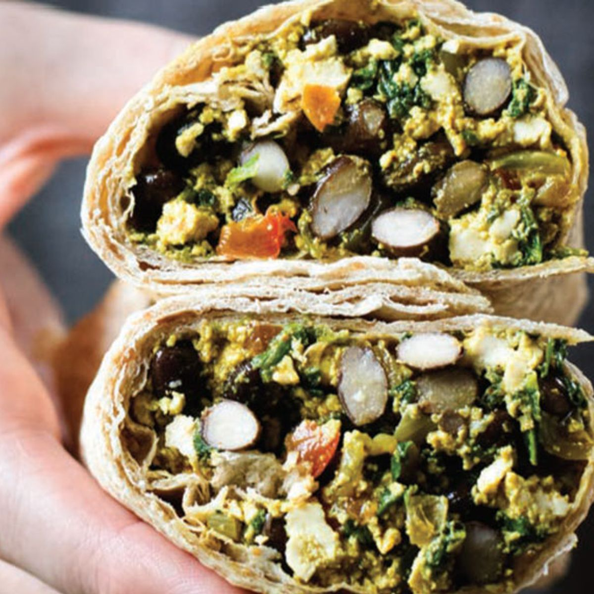 These freezer-friendly breakfast burritos are easy to make—and pack a walloping 20 grams of protein