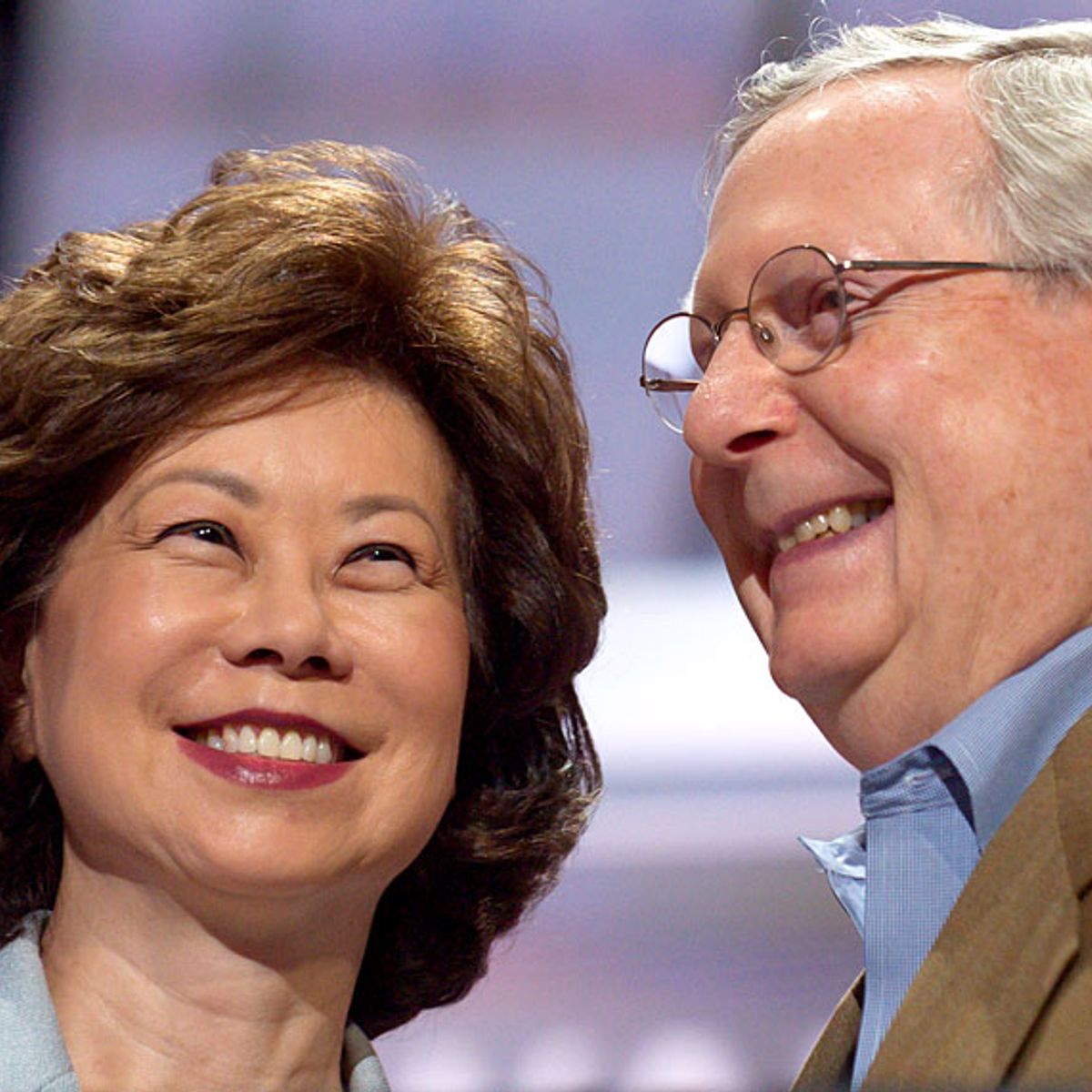 Elaine Chao favored Kentuckians represented by husband Mitch McConnell in grant meetings: report