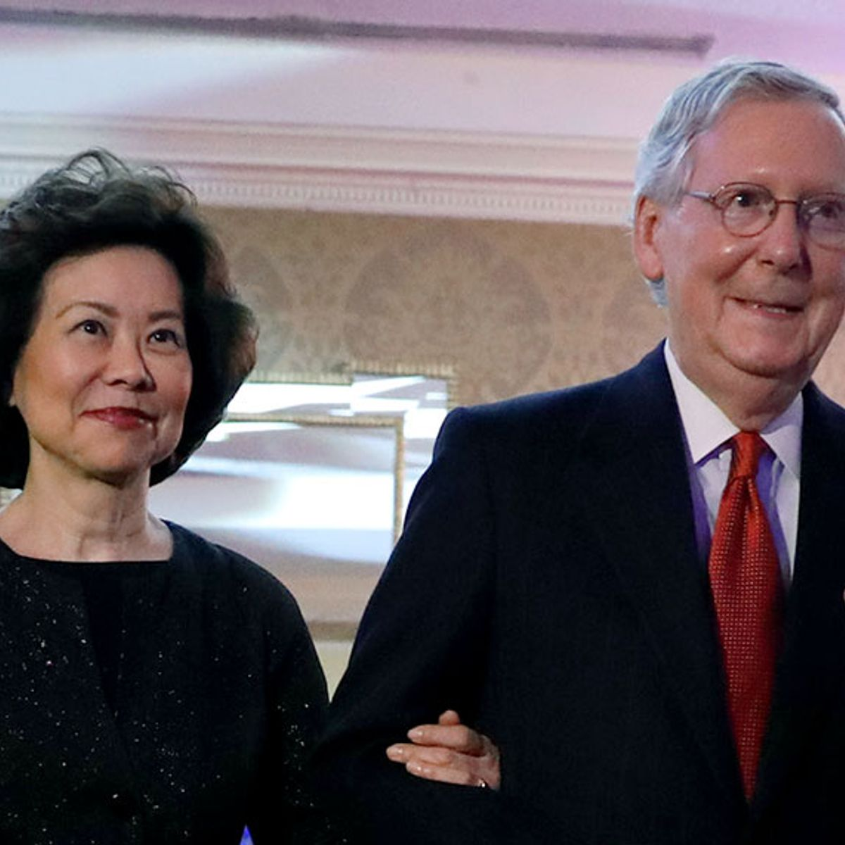 """Mitch McConnell and Elaine Chao's empire of corruption: Is this what """"normal"""" looks like, Joe Biden?"""