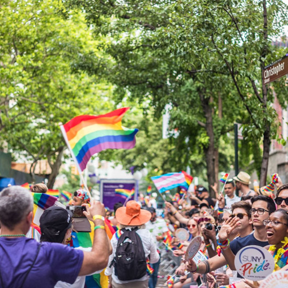 On The 50th Anniversary Of Stonewall Activists Seek To Reclaim