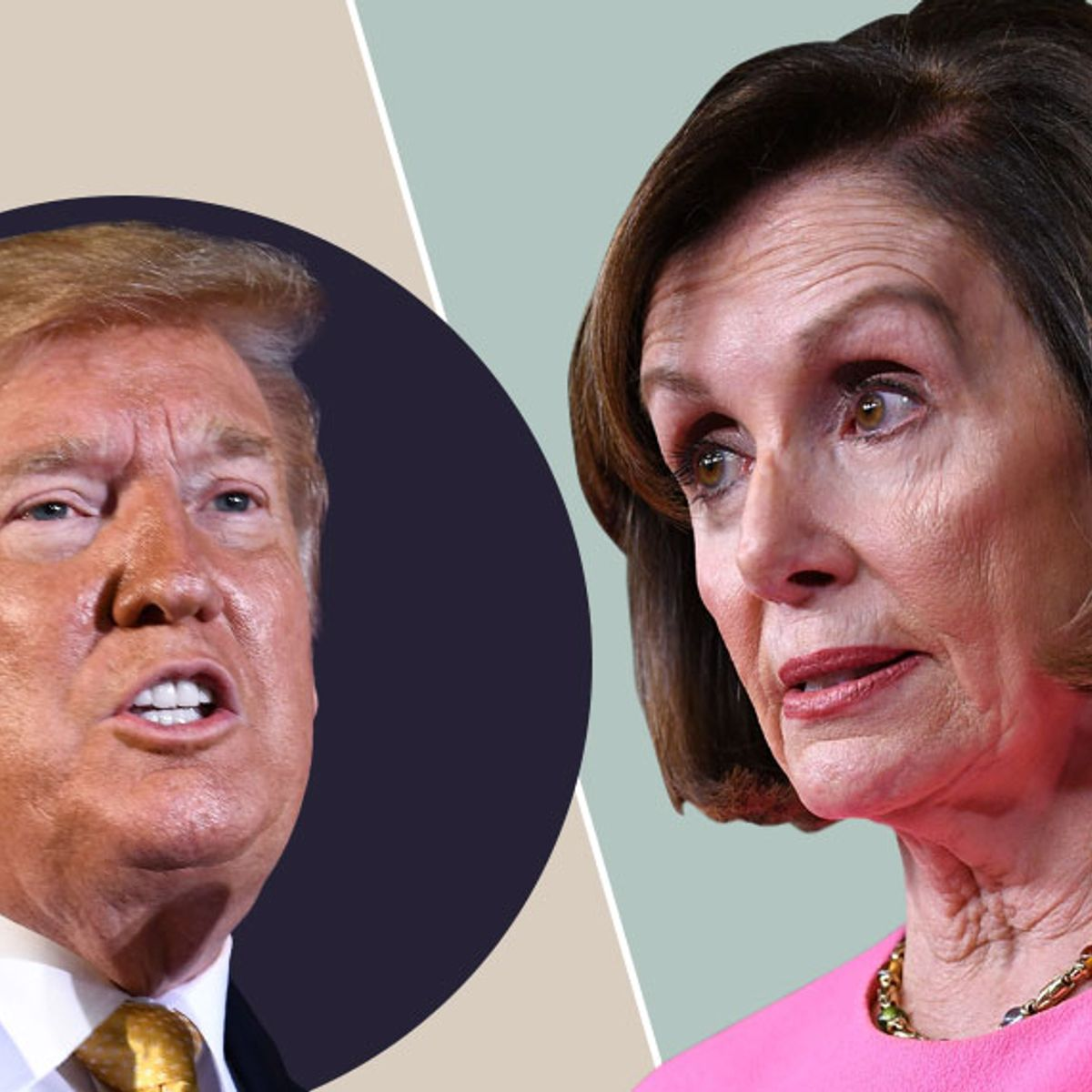 "Nancy Pelosi goes there: Trump's White House ""meltdown"" a sign he's cracking under pressure"