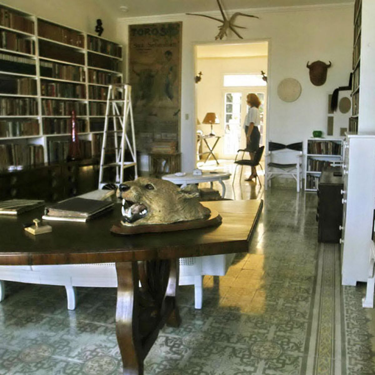 Searching for Ernest Hemingway in Cuba